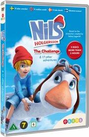 nils holgersson - udfordringen & 17 andre eventyr - DVD