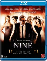 nine - Blu-Ray