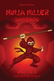 ninja niller samlebog del 1 & 2 - bog