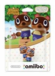 nintendo amiibo figurine timmy and tommy (animal crossing) - Figurer