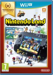 nintendo land (selects) - wii u
