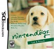 nintendogs labrador and friends - nintendo ds