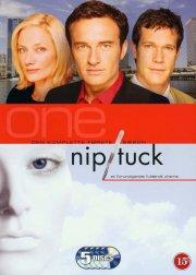 nip/tuck - sæson 1 - DVD