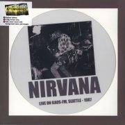 nirvana - live on kaos-fm, seattle - 1987 - Vinyl / LP