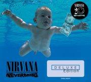 nirvana - nevermind - deluxe - cd