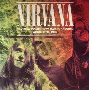 nirvana - olympia community radio session 1987 - Vinyl / LP