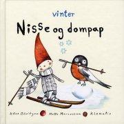nisse og dompap - vinter - bog
