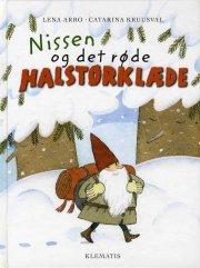nissen og det røde halstørklæde - bog