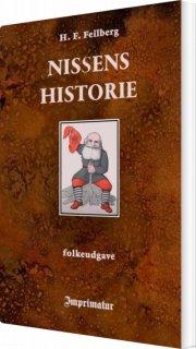 nissens historie - folkeudgave - bog