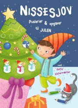 nissesjov - puslerier og opgaver til julen - Kreativitet