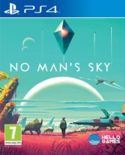 no man's sky (nordic) - PS4