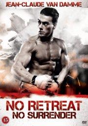 no retreat no surrender - DVD