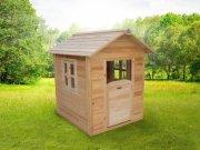 axi legehus i træ - noa saml selv trælegehus - Udendørs Leg