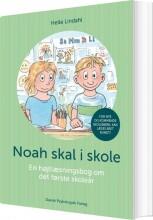 noah skal i skole - bog