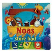 noas store båd - bog