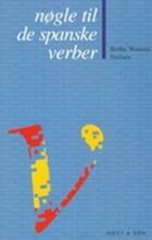 nøgle til de spanske verber - bog