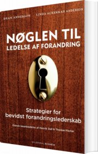 nøglen til ledelse af forandring - bog