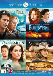 angels falls // blue smoke // montana sky // carolina moon - DVD