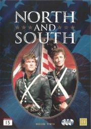 nord og syd - bog 2 - DVD