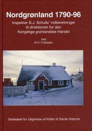 nordgrønland 1790-96 - bog