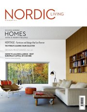 nordic living by bo bedre - bog