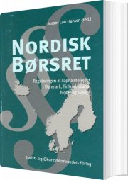 nordisk børsret - bog