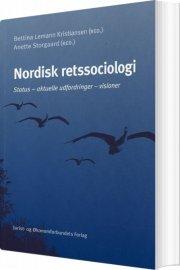 nordisk retssociologi - bog