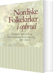nordiske folkekirker i opbrud - bog