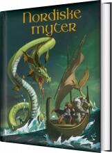 nordiske myter - bog
