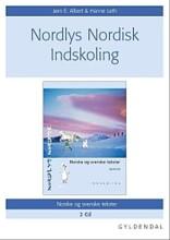 nordlys nordisk - indskoling - cd - bog