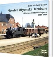 nordvestfyenske jernbane - bog
