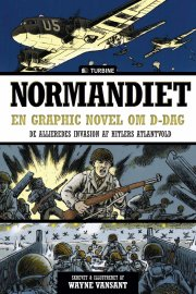 normandiet - Tegneserie