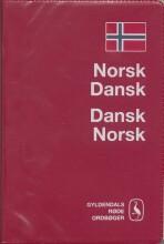 norsk-dansk/dansk-norsk ordbog - bog
