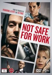 not safe for work - DVD