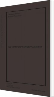 notater om konceptualismer - bog