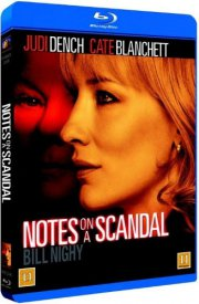 notes on a scandal - Blu-Ray