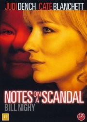 notes on a scandal - DVD