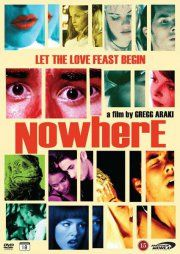 nowhere - DVD
