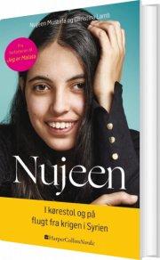 nujeen - i kørestol og på flugt fra krigen i syrien - bog