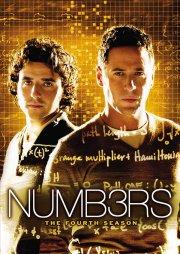 numbers - sæson 4 - DVD