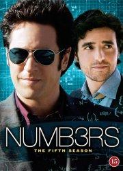 numbers - sæson 5 - DVD
