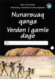 nunarsuaq qanga / verden i gamle dage - bog