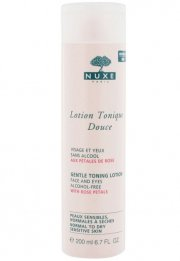 nuxe gentle toning lotion - 200 ml. - Hudpleje