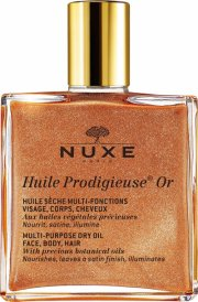 nuxe huile prodigieuse gold dry oil - 50 ml. - Hudpleje