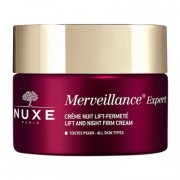 nuxe natcreme - merveillance expert night cream - 50 ml - Hudpleje