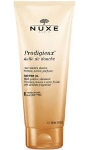 nuxe prodigieuse shower oil - 200 ml. - Hudpleje