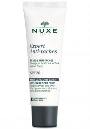 nuxe splendieuse anti-dark spot fluid spf 20 - 50 ml. - Hudpleje