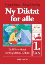 ny diktat for alle 1. klasse - bog