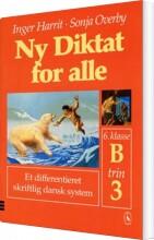 ny diktat for alle 6. klasse - bog