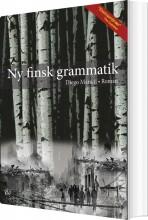 ny finsk grammatik - bog